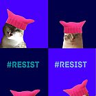 Resist (all 4) by Margaret Bryant