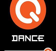 Q-Dance Festivals -White Font- by Kontrabass32