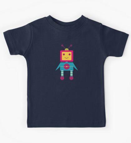 MY ROBOT FRIEND - 4 Kids Tee