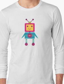 MY ROBOT FRIEND - 4 Long Sleeve T-Shirt