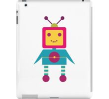 MY ROBOT FRIEND - 4 iPad Case/Skin