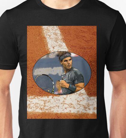 Nadal Clay Unisex T-Shirt