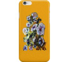 COSMIC FLOWERS iPhone Case/Skin