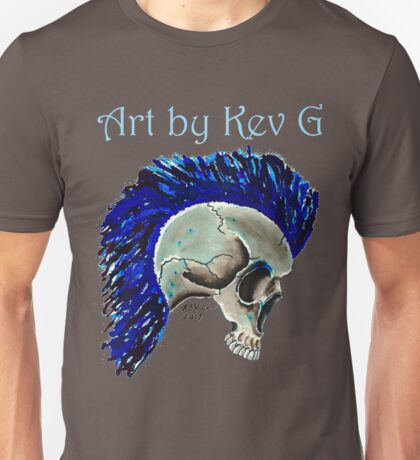 Support ART BY KEV G Unisex T-Shirt