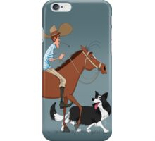 Cowboy iPhone Case/Skin