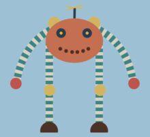 MY ROBOT FRIEND - 5 Baby Tee