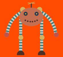 MY ROBOT FRIEND - 5 Kids Tee