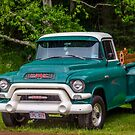 1956 GMC pickup truck by kenmo