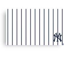 ny-new york yankees Canvas Print
