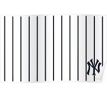 ny-new york yankees Poster