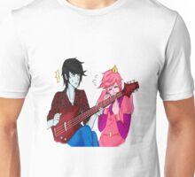 Princess and Vampire , Adventure Time Unisex T-Shirt