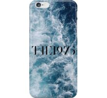 The 1975 logo wave iPhone Case/Skin