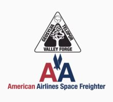 American Airlines Space Freighter Valley Forge by Buleste