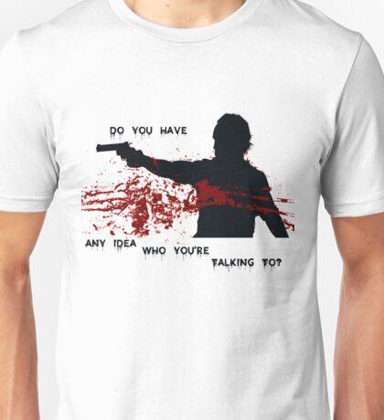Rick-Grimes-The-Walking-Dead Unisex T-Shirt