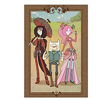 adventure time, Vintage Photographic Print