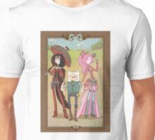 adventure time, Vintage Unisex T-Shirt