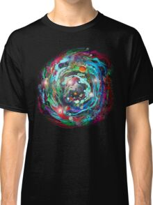 Psychedelic SPACE... 2 Classic T-Shirt