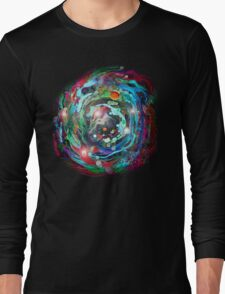 Psychedelic SPACE... 2 Long Sleeve T-Shirt