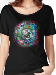 Psychedelic SPACE... 2 Women's Relaxed Fit T-Shirt