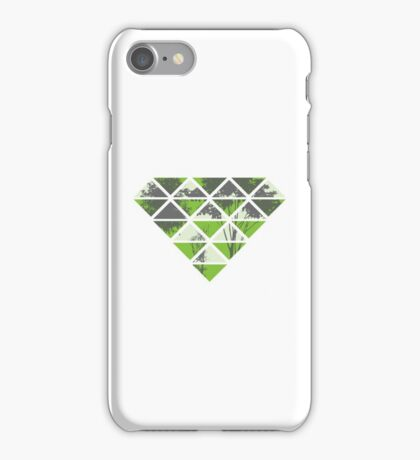 Forest Diamond iPhone Case/Skin