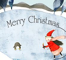 Merry Christmas by Judith Loske