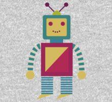 MY ROBOT FRIEND - 7 Kids Tee