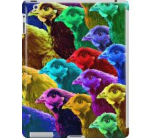 Chick fever IV iPad Case/Skin