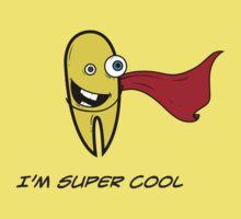 I'M SUPER COOL Kids Tee