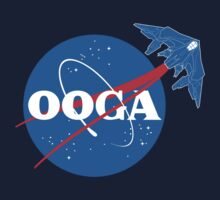 OOGA by geekchic  tees