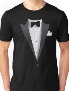 Tuxedo Jacket Costume T-Shirt Funny Tuxedo Shirts Unisex T-Shirt