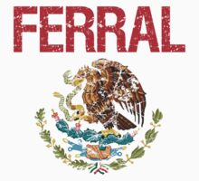 Ferral Surname Mexican Kids Clothes