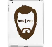 Bon Iver iPad Case/Skin