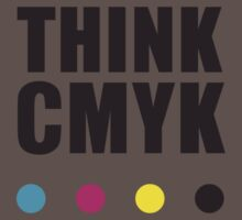 Think CMYK Kids Clothes