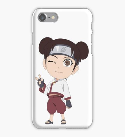 Naruto Ten Ten iPhone Case/Skin