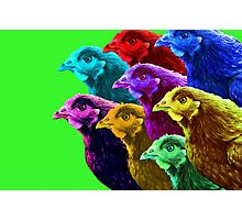 Chick fever III Photographic Print