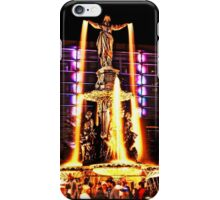 Genius of Waters Cincinnati iPhone Case/Skin