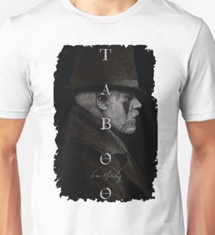 Taboo Tom Hardy BBC Unisex T-Shirt