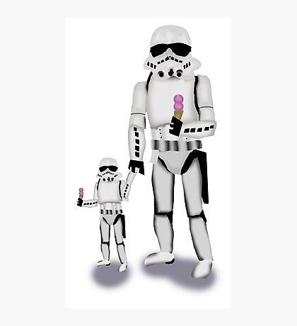 Storm Troopers- Star Wars Photographic Print