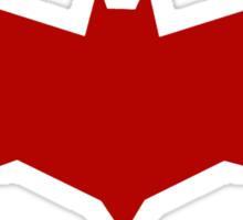 Red Hood Sticker