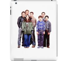 Freaks and Geeks iPad Case/Skin