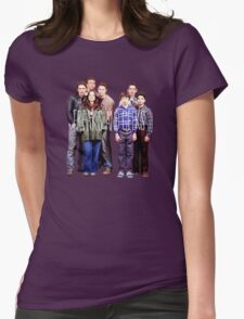 Freaks and Geeks Womens Fitted T-Shirt
