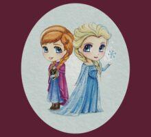 Anna & Elsa T-Shirt