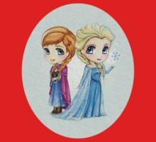 Anna & Elsa Kids Clothes