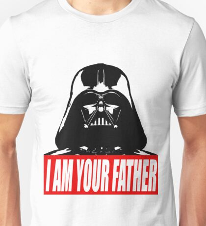 I Am Your Father - Darth Vader - Star Wars Unisex T-Shirt