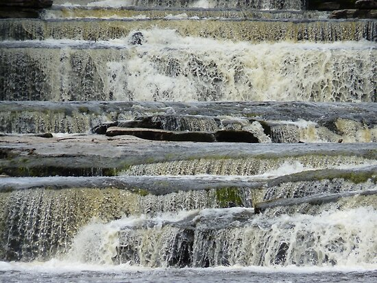 Aysgarth Falls, Yorkshire Dales by acespace