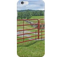 Private Property iPhone Case/Skin