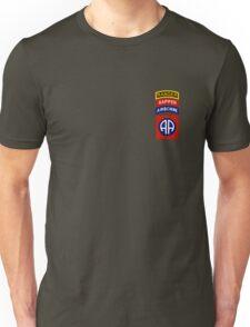 82nd Airborne Ranger Sapper Unisex T-Shirt