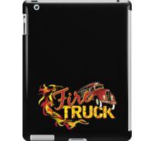 Send the FIRE TRUCK! iPad Case/Skin