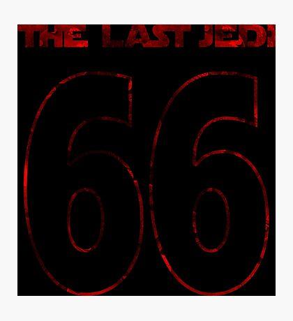 The-Last-Jedi-66 Photographic Print