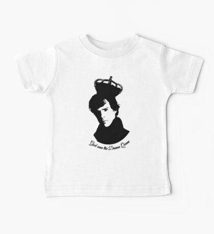Sherlock Drama Queen Baby Tee